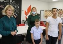 В школах посёлков Оболенск и Пролетарский открылся Центр образования цифрового и гуманитарного профилей «Точка Роста».