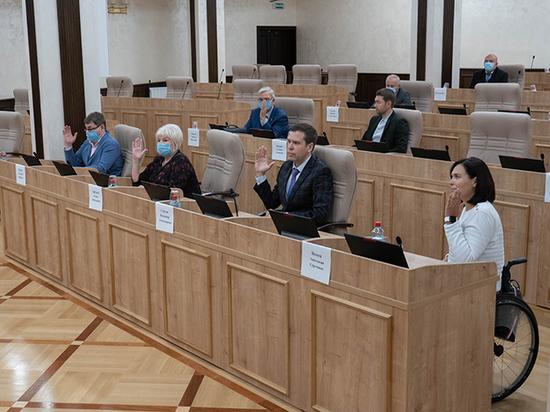 В гордуме Екатеринбурга продолжаются противостояния