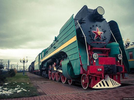 В Иванове начала работу фотовыставка о Северной железной дороге
