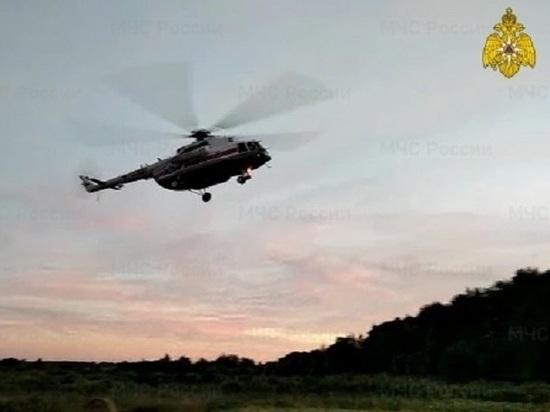 В Тверь на вертолете из Ржева доставили тяжелобольного человека