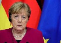 Канцлер Германии Ангела Меркель отказалась признавать Александра Лукашенко легитимным президентом Белоруссии