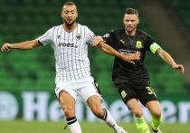 Сегодня ПАОК сыграет с «Краснодаром» в ответном матче раунда плей-офф квалификации Лиги чемпионов