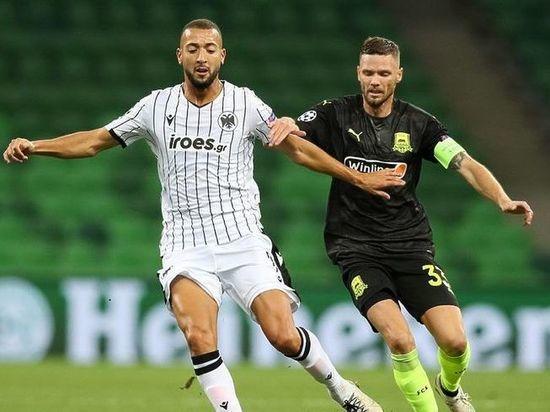 Что нужно знать о ставках на матч ПАОК – «Краснодар» 30 сентября