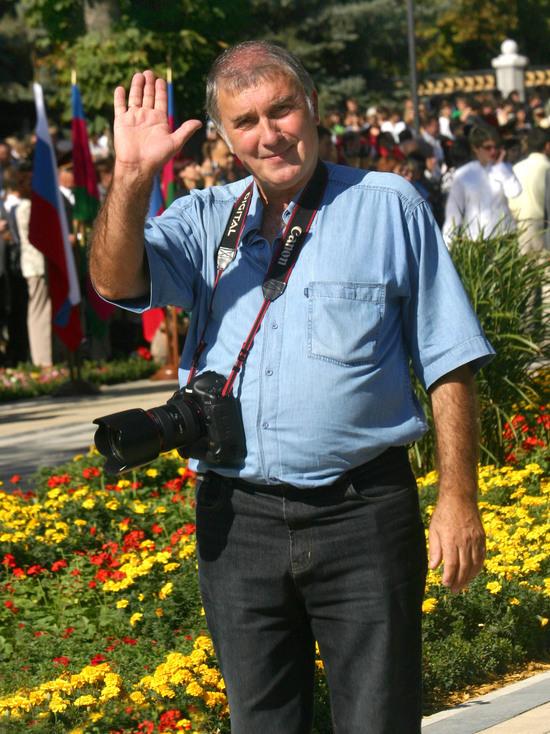 Фотохудожнику и заслуженному работнику Государственной архивной службы Кубани Николаю Шумакову исполняется 70 лет