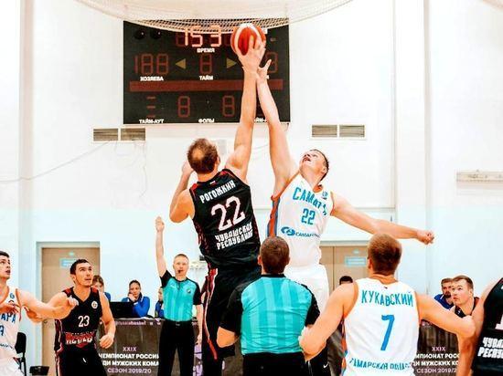 Баскетбольный клуб «Чебоксарские ястребы» выиграл отборочный тур Кубка России