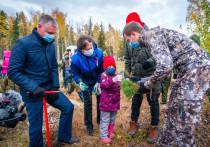 Автономный округ принял участие в акциях «Сохраним лес» и «Леса России», которые проходят по инициативе и поддержке Минприроды и Рослесхоза