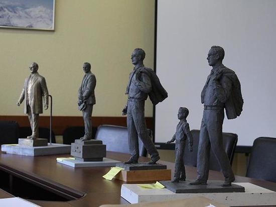 В Абакане продлён конкурс на создание памятника Николаю Булакину