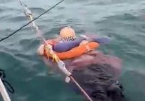 Пропавшая без вести примерно два года лет года назад 46-летняя колумбийка Анжелика Гайтан была обнаружена в открытом море