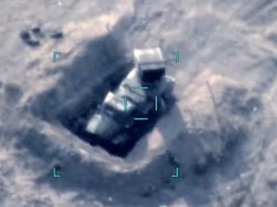 """Азербайджан заявил об уничтожении в Карабахе восьми армянских """"Градов"""""""