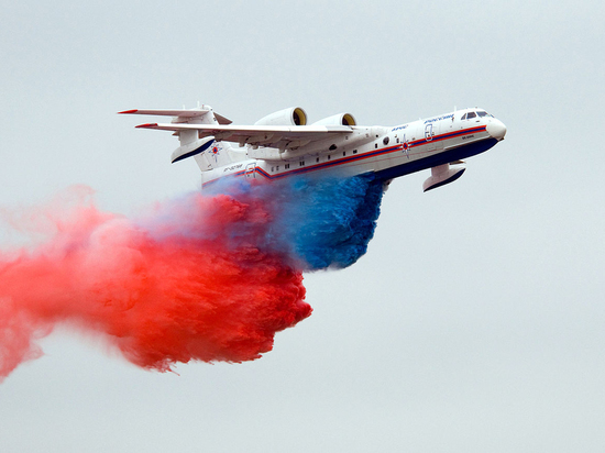 В Турции потребовали объяснений у самолетов-амфибий Бе-200ЧС из России, которые были арендованы для борьбы с лесными пожарами и чьи полёты «вызвали беспокойство» жителей Антальи