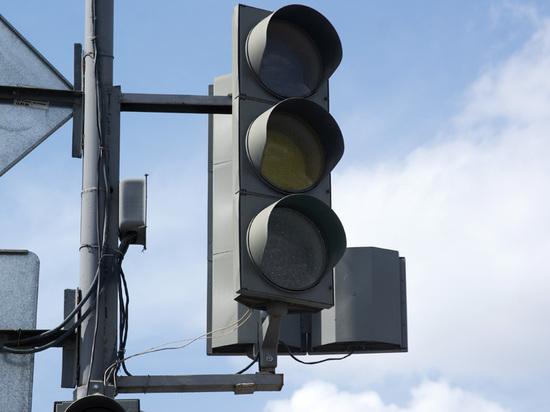 Сегодня на одной из ивановских улиц будет отключен светофор