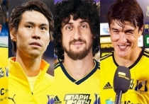 Восемь игроков временно покидают «Ростов»