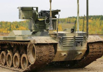 Российское военное ведомство обозначило перспективы принятия на вооружение боевых роботов и беспилотников различного класса и назначения