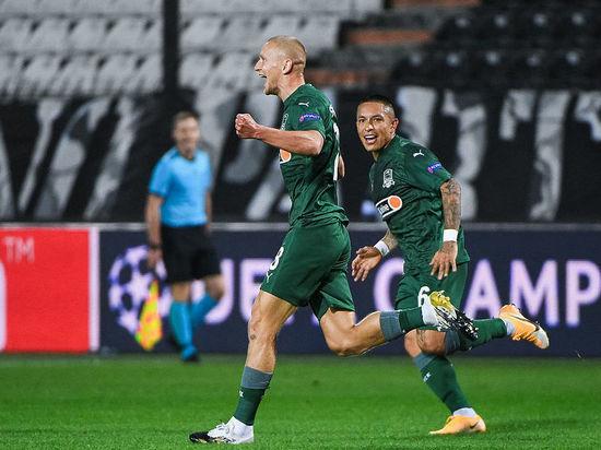 """Сразу шесть игроков """"Краснодара"""", победившие ПАОК, обошлись владельцу клуба в сумме меньше, чем в полмиллиона"""