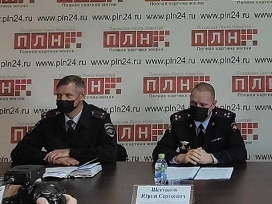 """В Пскове стало больше """"пьяных"""" ДТП"""