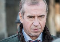 В московской квартире экс-губернатора Левченко прошли обыски