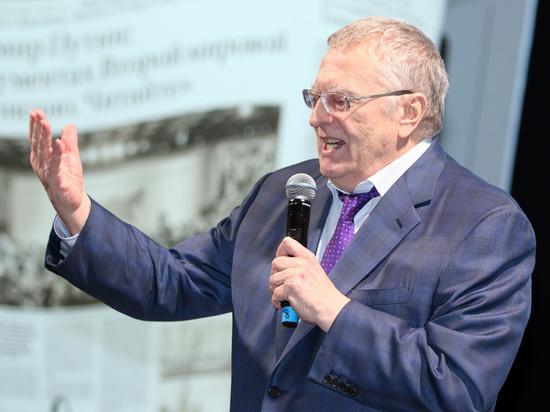"""Жириновский: """"Турки – это пушечное мясо"""""""
