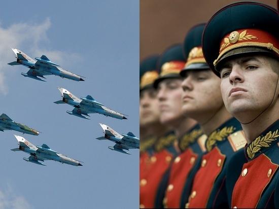Боеспособность России признана максимальной с холодной войны