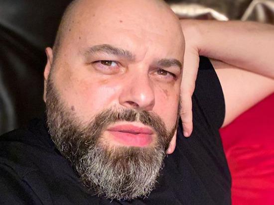 Исхудавший Максим Фадеев получил сильные травмы, упав самоката
