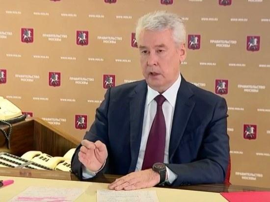 Собянин заявил, что в Москве нет второй волны коронавируса