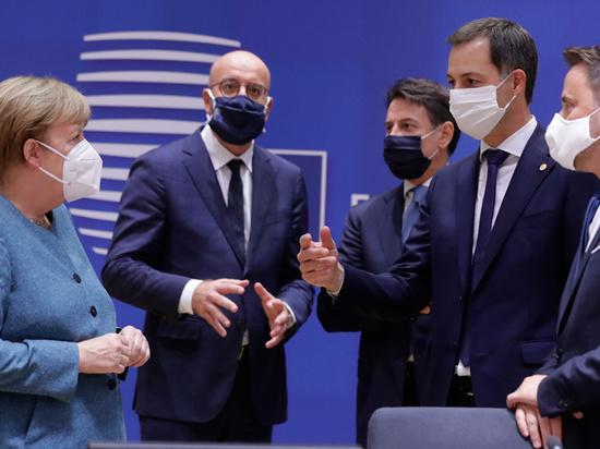Особое место в дискуссии европейских лидеров занимает политический кризис в Белоруссии