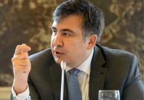 Экс-президент Грузии, совсем недавно пообещавшим вернуться на историческую родину, сегодня как минимум трижды «засветился» в украинских СМИ