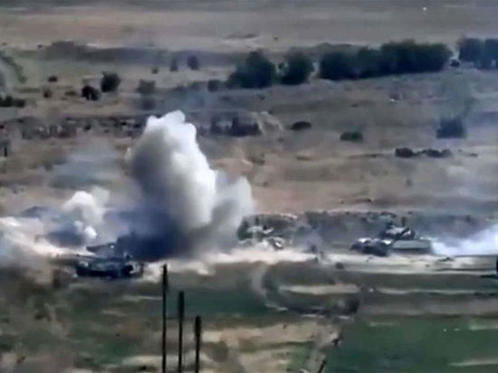 Президенты России, США и Франции «самым решительным образом» осудили эскалацию насилия в Нагорном Карабахе