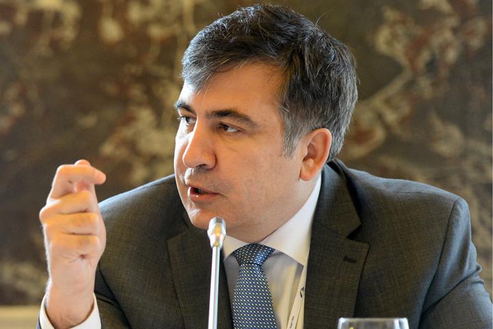 «Киллером», напавшим на Саакашвили в киевском ресторане, оказался...