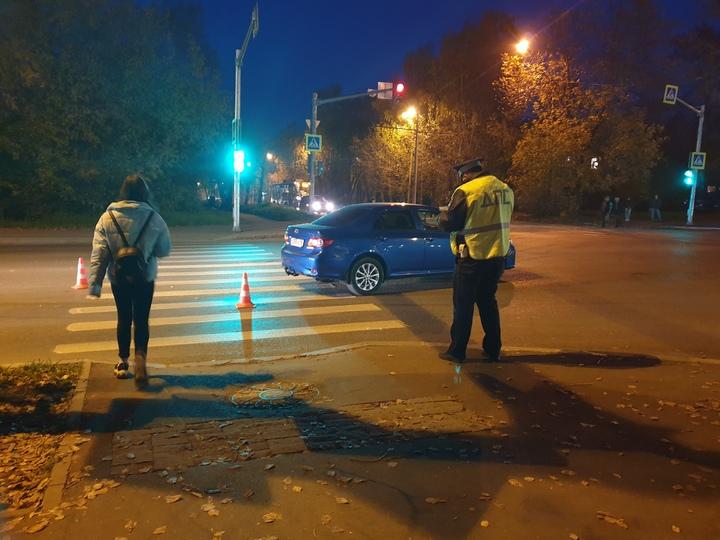 За сутки в трех ДТП в Екатеринбурге пострадали три ребенка