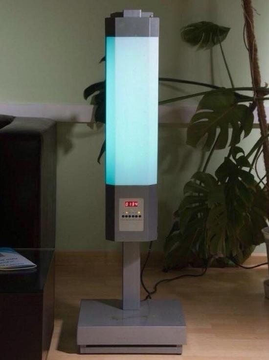 Воздух в школах Костромской области обеззараживают более пяти тысяч бактерицидных ламп