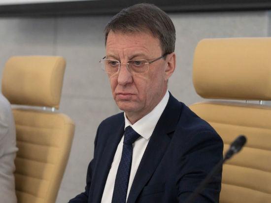 Мэр Барнаула Вячеслав Франк сдал тест на коронавирус