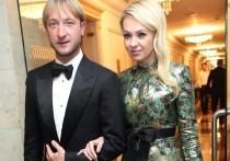 В семье Плющенко и Рудковской родился второй сын