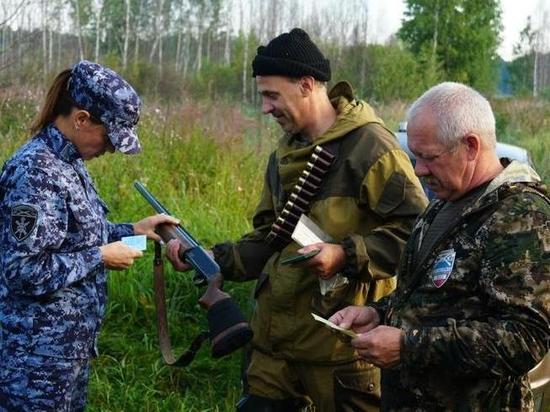 Сезон охоты на копытную дичь открыт в Псковской области