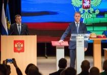Василий Швец официально вступил в должность мэра Анапы
