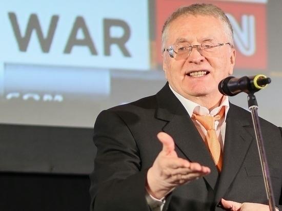 Жириновский рассказал о самом эффективном способе борьбы с COVID