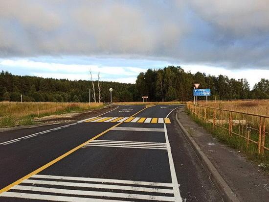 Еще в двух селах Ивановской области появились отремонтированные дороги