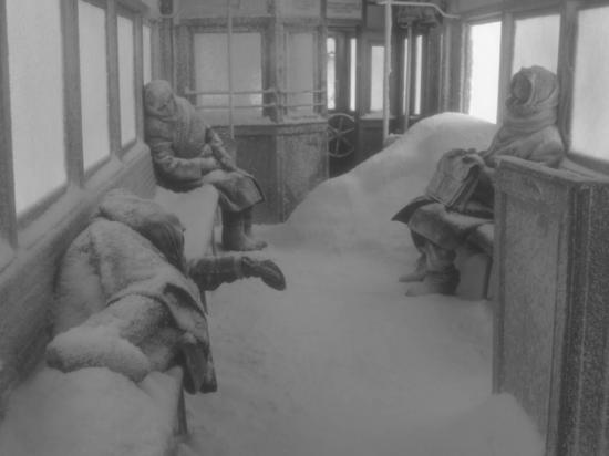 О том, какой была первая блокадная зима, рассказали на ММКФ