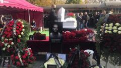 Похороны Тесака поразили массовостью: кадры с кладбища
