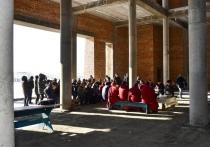 Храмовый комплекс Тувы строят с прицелом на буддийский образовательный центр