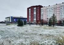Зима близко: в ЯНАО выпал первый снег