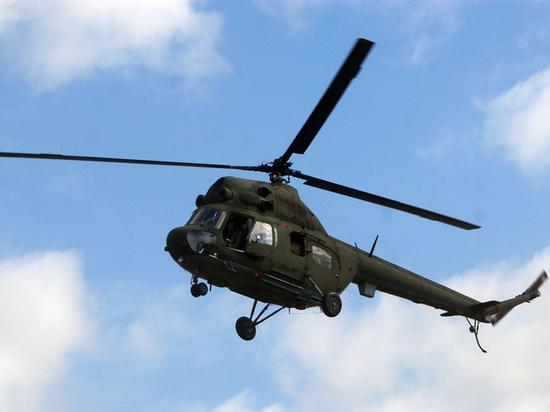 Обнаружены пилот и пассажиры совершившего жесткую посадку вертолета в Якутии