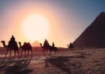 В Египте в огромном некрополе к югу от Каира археологи обнаружили уникальное захоронение, в котором находятся 59 древних отлично сохранившихся саркофагов с мумифицированными останками