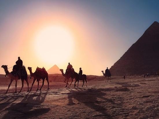 Небывалая удача: в Египте археологи нашли 59 саркофагов с мумиями