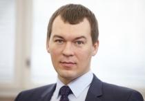 Михаил Дегтярёв постепенно добивается роста доверия хабаровчан