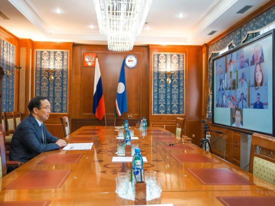 Глава Якутии потребовал стабилизировать ситуацию с распространением коронавируса