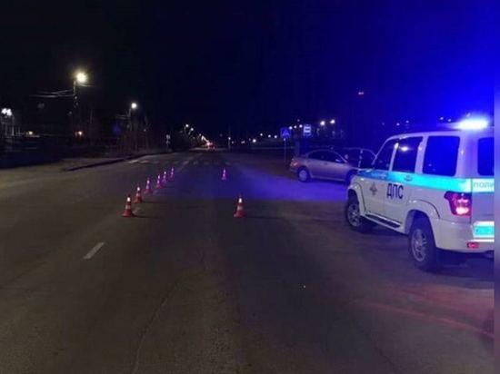 В Якутии пьяный водитель без прав насмерть сбил пешехода
