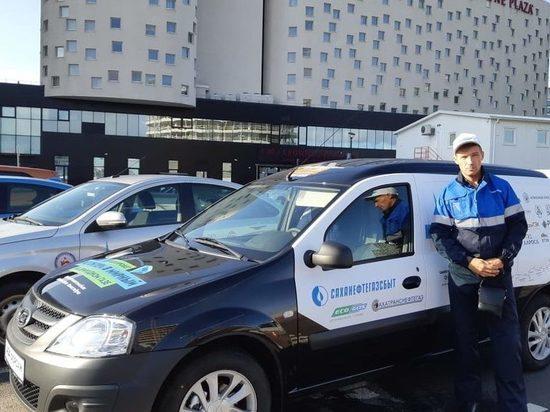 Айсен Николаев: «В Якутии развивают производство газомоторного топлива»