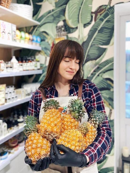 Свежие фрукты из Таиланда в Ноябрьске: победительница премии «Бизнес-успех» рассказала о конкурсе и работе во время пандемии. Фото
