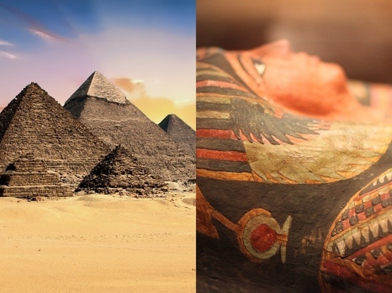В Египте вскрыли саркофаг с 2700-летней мумией