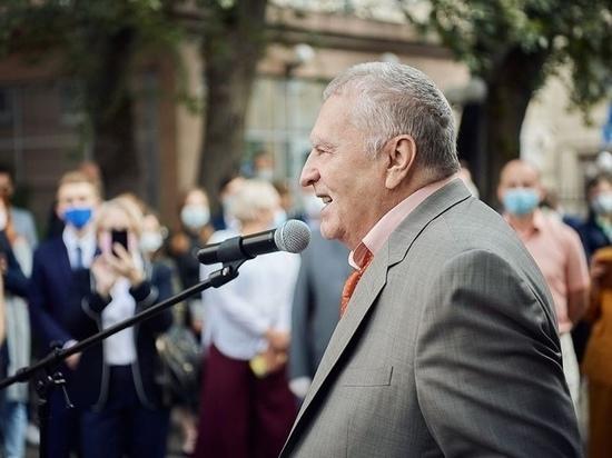 Лидер ЛДПР предложил экстравагантный путь к миру в Нагорном Карабахе